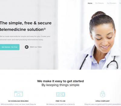 Doxy.me Telemedicine App