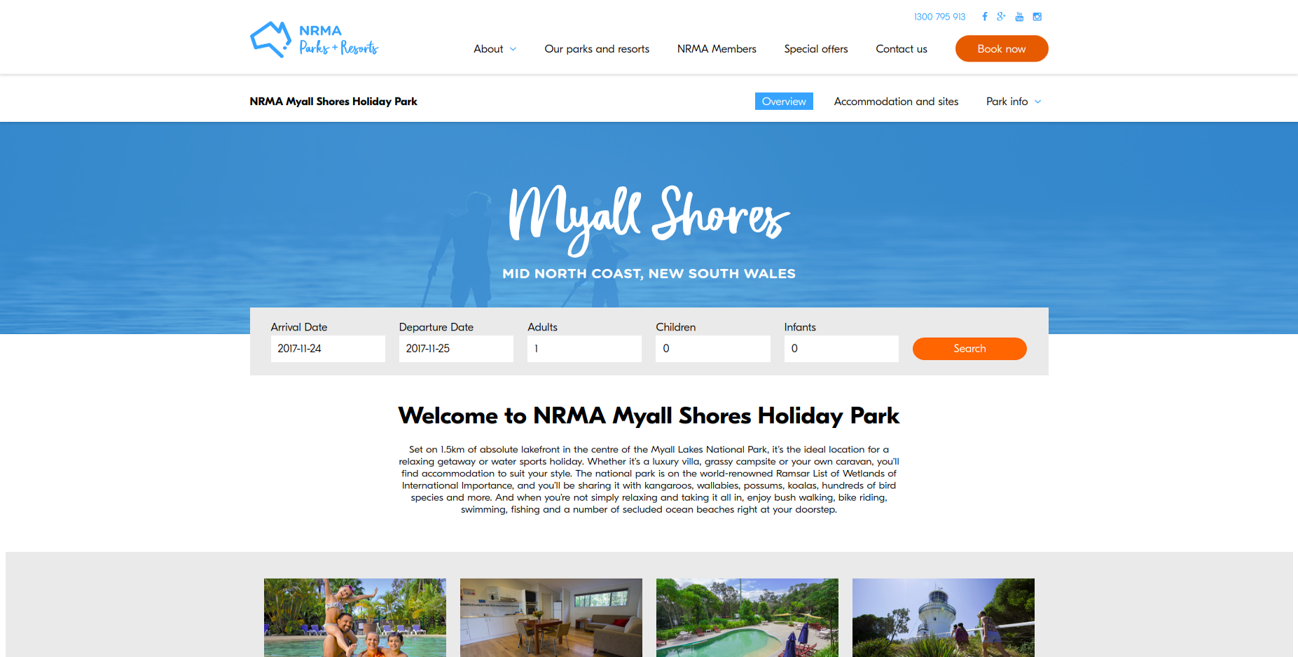 Myall Shores